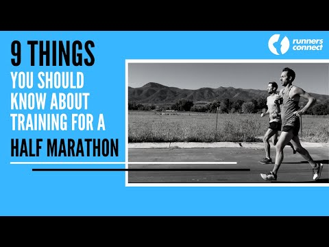 9 Things You Should Know About Training for a Half Marathon