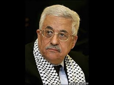MAHMOUD ABBAS at COOPER UNION