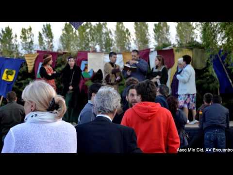 Video XV Encuentro con Mío Cid 2013