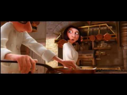 Funny Ratatouille Scene Youtube