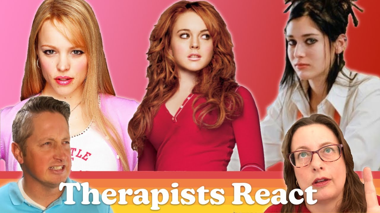 Who's the Meanest? Therapists React to MEAN GIRLS with guest Dr. Stephanie Sarkis