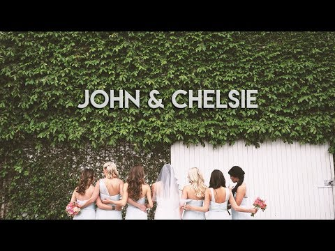 Beautiful Couple - Wedding Video | John & Chelsie @ The Vizcaya Mansion