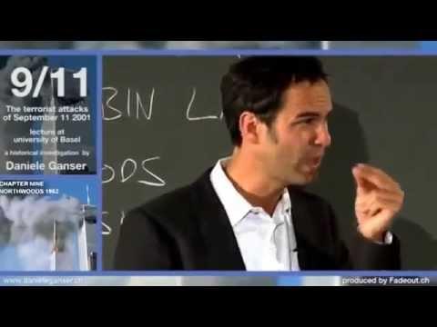 Daniele Ganser-investigarea atacurilor de la 11 septembrie 2001