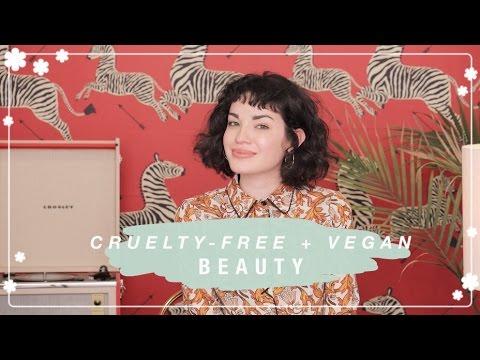 FAVORITE CRUELTY-FREE + VEGAN BEAUTY