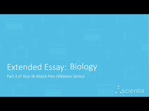 IB Biology Extended Essay: Criteria, How to Score Well and Tips & Tricks