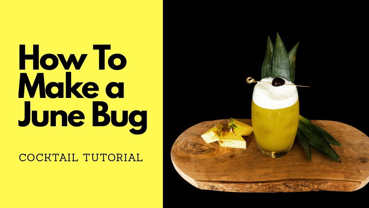 How to Make a June Bug
