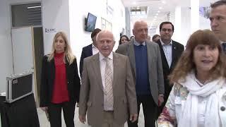 Lifschitz inauguró en Reconquista uno de los hospitales más modernos de Argentina