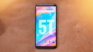 OnePlus 5T Unboxing + 5 Things Before Buying!