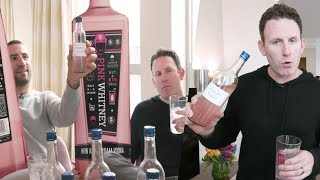 A Behind The Scenes Look At The Making Of The Pink Whitney Vodka