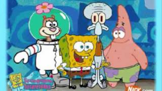 Poker Face by Lady Gaga parody - Spongebob Squarepants