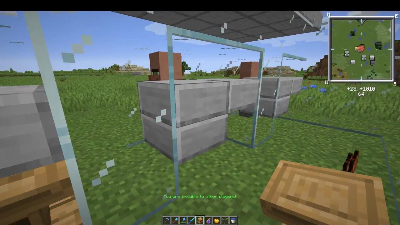 minecraft trading 1.14
