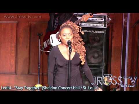 """James Ross @ Ledisi - """"Stay Together"""" - (UNCF Benefit Concert) - www.Jross-tv.com"""