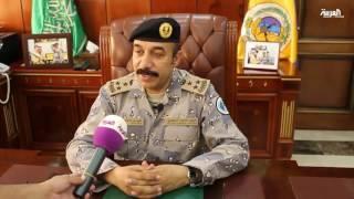 مشروع الملك عبد الله يؤمن الحدود السعودية مع العراق