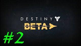 2014年9月11日発売予定のゲーム 「Destiny」のクローズドβ版です! ハー...
