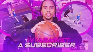Dropping Off a Subscriber 1V1 Straight Iso 96 Overall Iso Wizard!