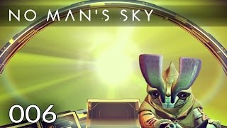 No Man's Sky [006] [Mit Warp-Antrieb quer durchs Weltall] [NMS] [Let's Play Gameplay Deutsch German] thumbnail