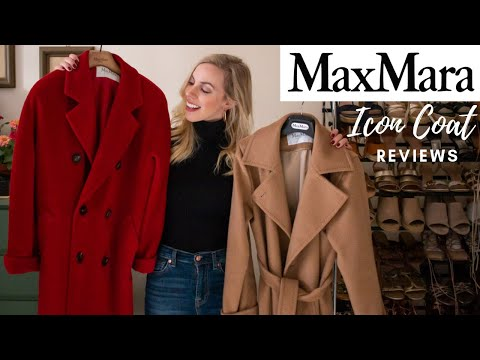 Max Mara Icon Coat Reviews (Manuela & Madame 101801) Plus How to Get the Best Price!
