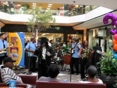 Michael Jackson at Pleasanton Mall's 30th Anniversary