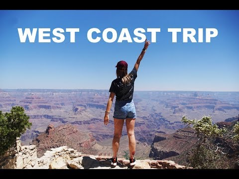 USA West Coast Trip: Los Angeles, San Francisco, Las Vegas, Grand Canyon, Yosemite,... [GoPro, Sony]