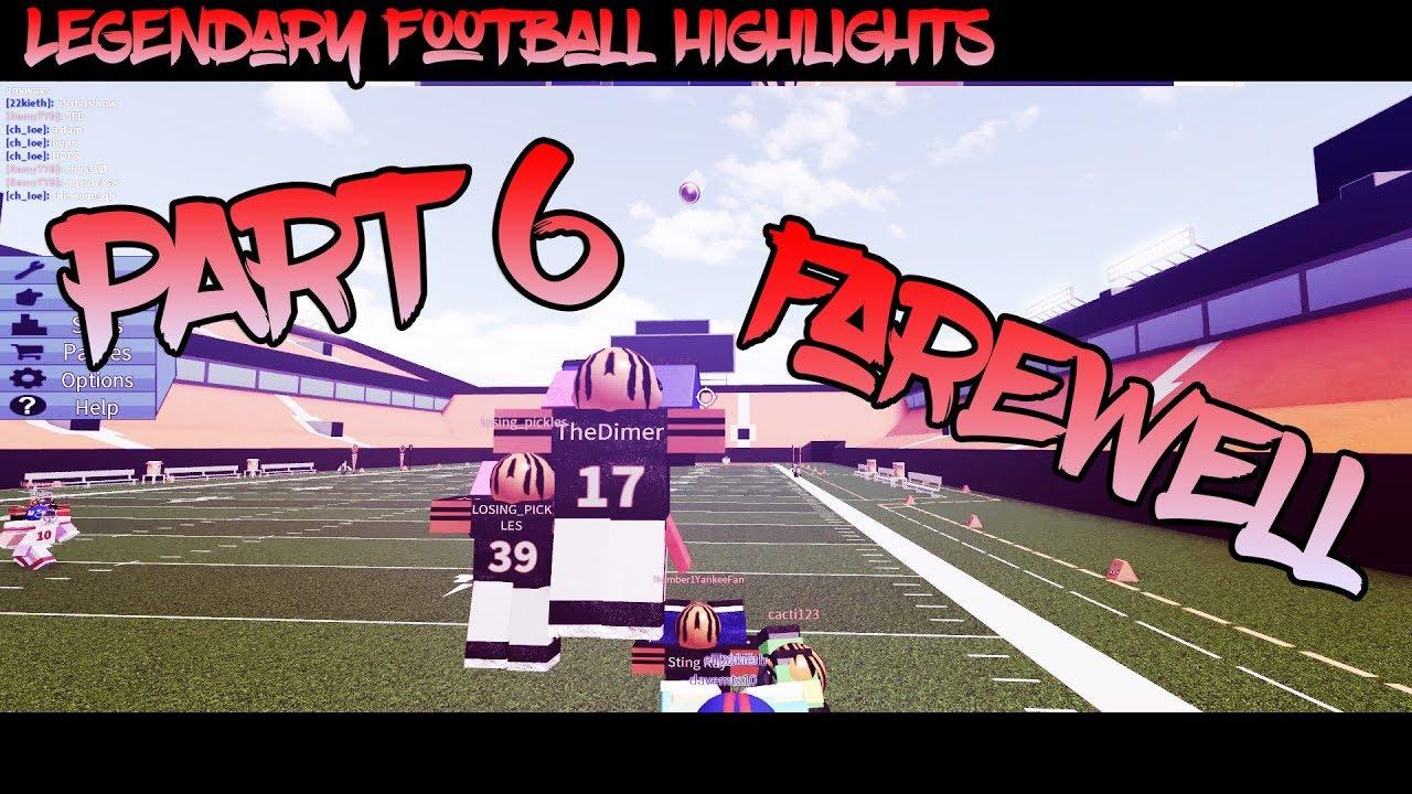 Legendary Football Highlights Montage 6 Youtube