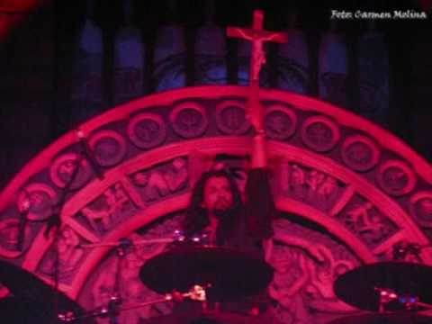 Mägo De Oz La Cantata Del Diablo Directo Df 2 Youtube