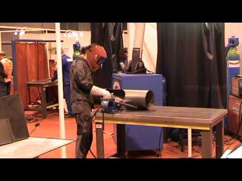 WORLDSKILLS 2011 Soudage Lincoln Electric France