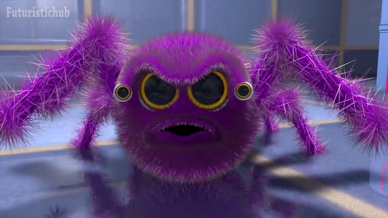 Lucas The Spider's Sister