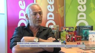 Noël 2016 : Asmodee dresse le bilan de ses jeux