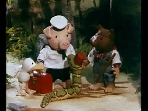 Huxley Pig And The Desert Island Youtube