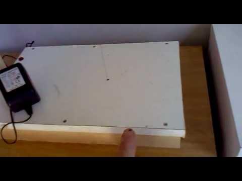 Taglia polistirolo a caldo fatto in casa youtube - Tornio per legno fatto in casa ...
