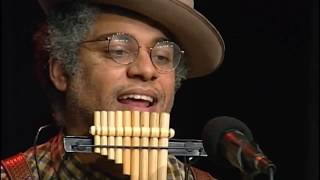 WoodSongs Livestream 1009: Dom Flemons and The Burnett Sisters
