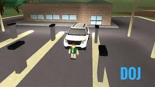 Roblox DOJ #3 (Civ) got arrested