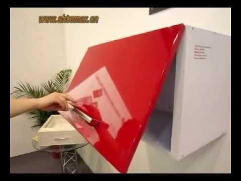 Fs081b Flap Stay Heavy Duty Cabinet Door Closer Youtube