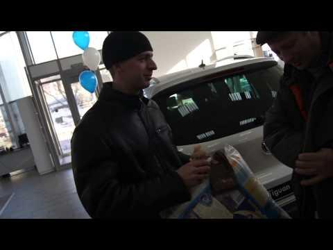 Презентация Джетты 31.01.2015 Новосибирск VW клуб NCK 2