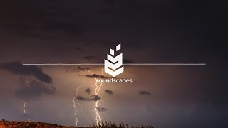 Thunderstorm Sounds Ultimate Relaxation [a One Hour Thunderstorm Experience by SoundScapes]