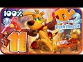 Ty the Tasmanian Tiger 2: Bush Rescue HD 100% Walkthrough Part 11 (PS4) Southern Rivers Missions
