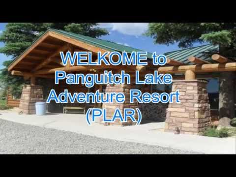 Promotional Video For Panguitch Lake Adventure Resort