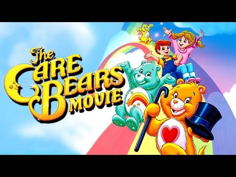 The Care Bears Movie (1985) Georgia Engel - Mickey Rooney - Jackie Burroughs - DVD Fan Commentary