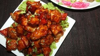 chinese style sweet n sour chicken recipe