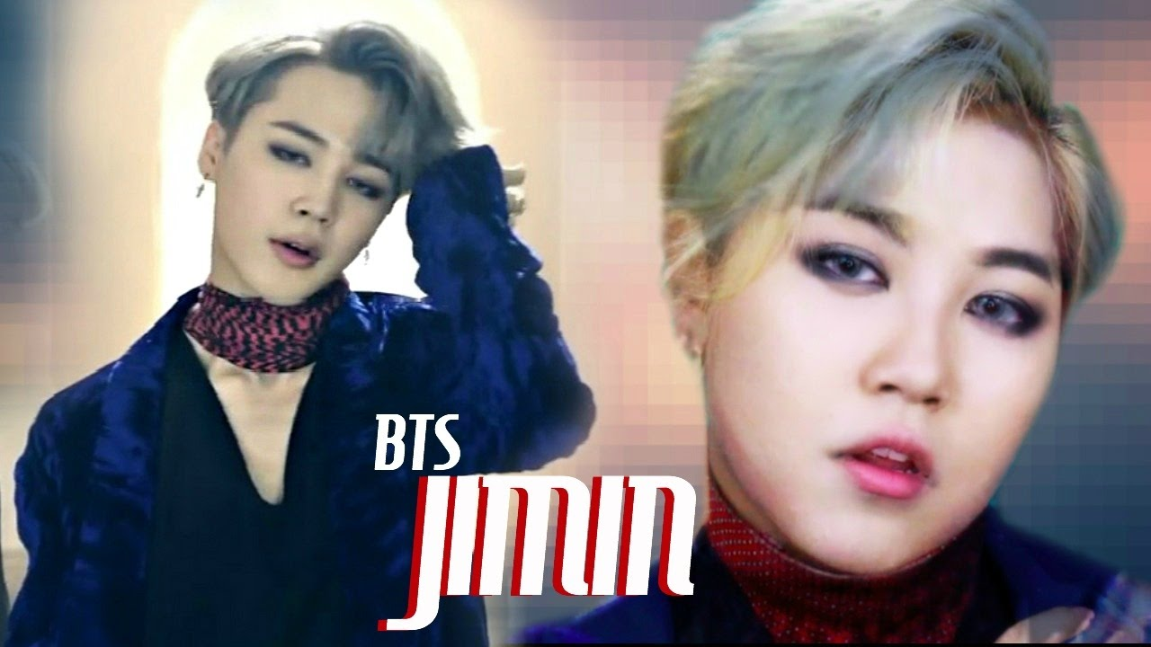 BTS Jimin Blood Sweat Tears Makeup Tutorial YouTube - Bts v hairstyle tutorial