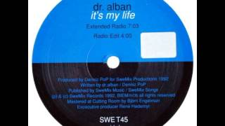 Dr Alban - It s My Life (12