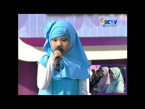 Ramadhan Ala Let It Go Oleh Nasya Sabrina Frozen Fever