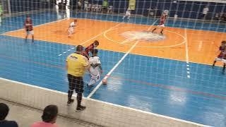 Athletico Paranaense Cancun Futsal 10 X 0 Coritiba Football Club/Aabb Sub 13