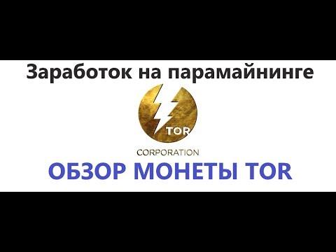 Проект TOR Corporation заработок на парамайнинге до 45% в месяц, обзор проекта.