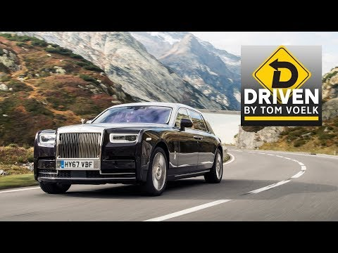 2018 Rolls-Royce Phantom VIII Car Review