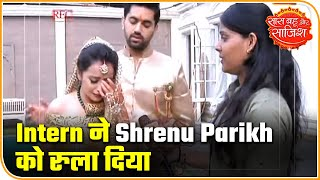 SBS Originals Know why actress Shrenu Parikh got furious on SBS super intern