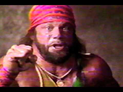 WWF MACHO MAN RANDY SAVAGE part 1 of 2 all promos going into wrestlemania 5 I HATE YOU HULK HOGAN!