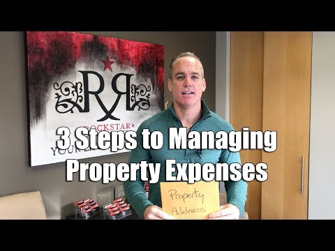 3 Steps to Managing Property Expenses