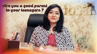 Are You A Good Parent  To Your Teenagers || My Positive Life || Ruheena Priyadarshini