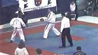 Taekwon-Do ITF / Costas Vs. Posadas